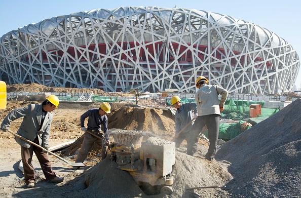 Dust「Beijing National Stadium, also known as the Bird's Nest, Beijing, China」:写真・画像(18)[壁紙.com]