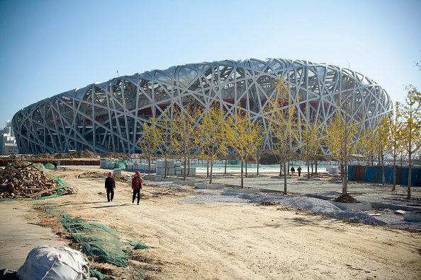 2008「Beijing National Stadium, also known as the Bird's Nest, Beijing, China」:写真・画像(17)[壁紙.com]