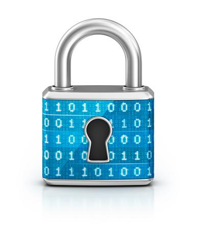 Cyber-「cyber locked padlock」:スマホ壁紙(9)