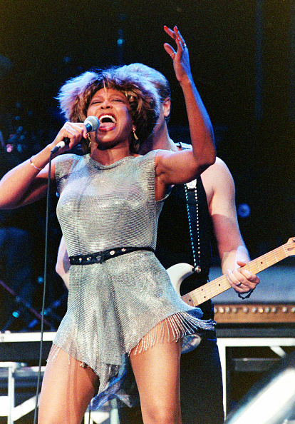 Radio City Music Hall「Tina Turner In New York」:写真・画像(11)[壁紙.com]