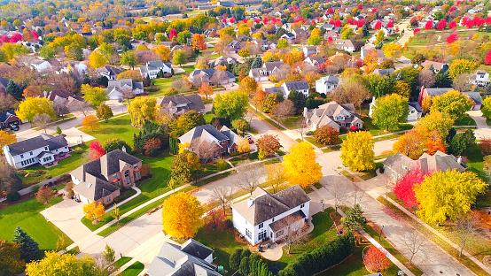 秋「のどかな秋の近所の息をのむ眺め.」:スマホ壁紙(17)