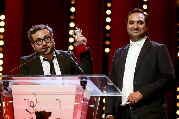 Thomas Niedermueller「Closing Ceremony - 68th Berlinale International Film Festival」:写真・画像(13)[壁紙.com]