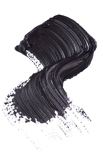 Girly「A close up image of black mascara」:スマホ壁紙(2)