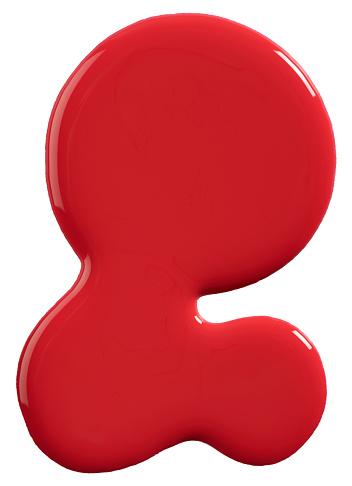 Liquid「A close up image of red nail polish」:スマホ壁紙(18)