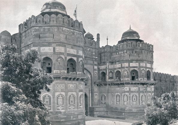 Delhi「Agra The Delhi Gate Of The Fort」:写真・画像(18)[壁紙.com]