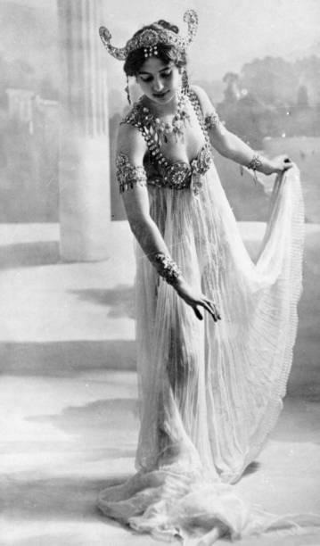 Mata Hari:ニュース(壁紙.com)