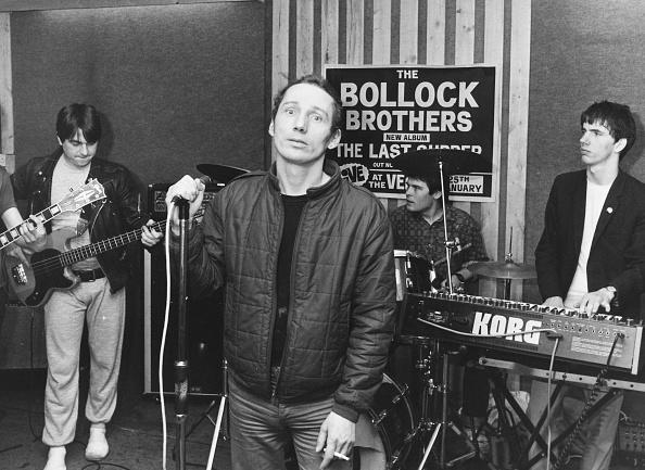 Bedroom「Michael Fagan And The Bollock Brothers」:写真・画像(8)[壁紙.com]