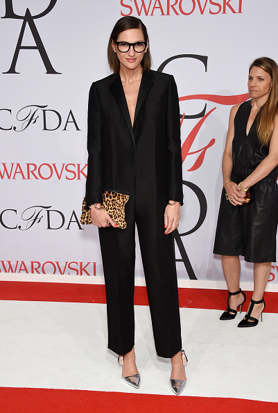 Black Jumpsuit「2015 CFDA Fashion Awards - Inside Arrivals」:写真・画像(14)[壁紙.com]