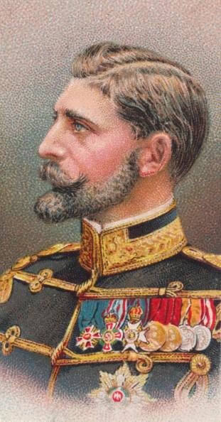 1人「Ferdinand I (1865-1927), King of Romania, 1917.」:写真・画像(10)[壁紙.com]