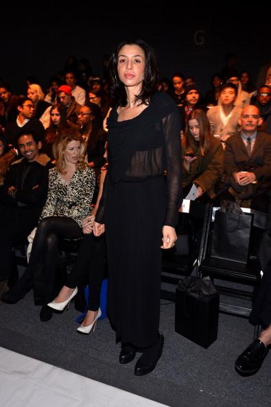 Stephen Lovekin「Nicholas K - Front Row - Fall 2013 Mercedes-Benz Fashion Week」:写真・画像(4)[壁紙.com]