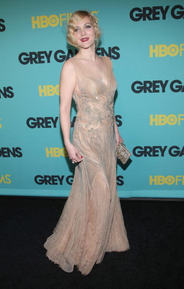 "Wavy Hair「HBO Films Presents The Premiere Of ""Grey Gardens"" - Arrivals」:写真・画像(3)[壁紙.com]"
