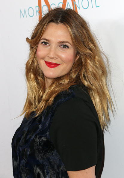"""Drew Barrymore「The DAILY FRONT ROW """"Fashion Los Angeles Awards"""" Show - Arrivals」:写真・画像(4)[壁紙.com]"""