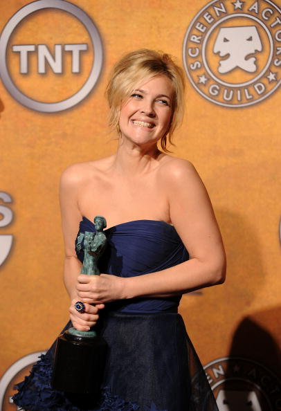 Grey Gardens「16th Annual Screen Actors Guild Awards - Press Room」:写真・画像(19)[壁紙.com]