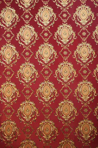 19th Century「Victorian Style Wallpaper Pattern」:スマホ壁紙(18)