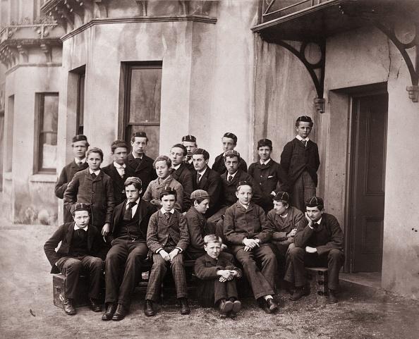 Schoolboy「Class Of 1865」:写真・画像(3)[壁紙.com]
