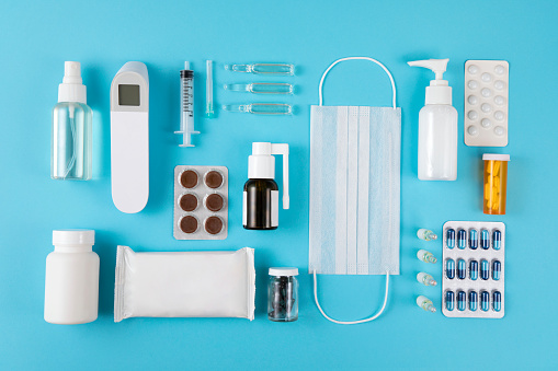 Allergy Medicine「How to Protect Against The New Coronavirus COVID-19」:スマホ壁紙(3)