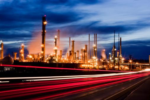 Oil Industry「Oil Refinery」:スマホ壁紙(0)