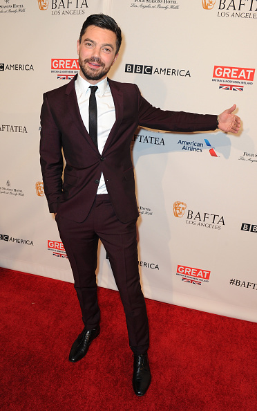 Dominic Cooper「BAFTA Los Angeles Awards Season Tea - Arrivals」:写真・画像(18)[壁紙.com]