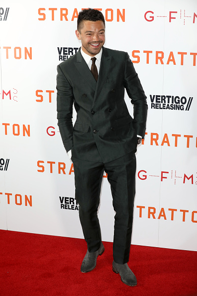Dominic Cooper「'Stratton' UK Premiere - Red Carpet Arrivals」:写真・画像(13)[壁紙.com]