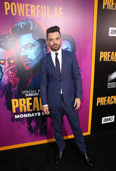 "Preacher - Television Show「AMC's ""Preacher"" Season 2 Premiere」:写真・画像(8)[壁紙.com]"
