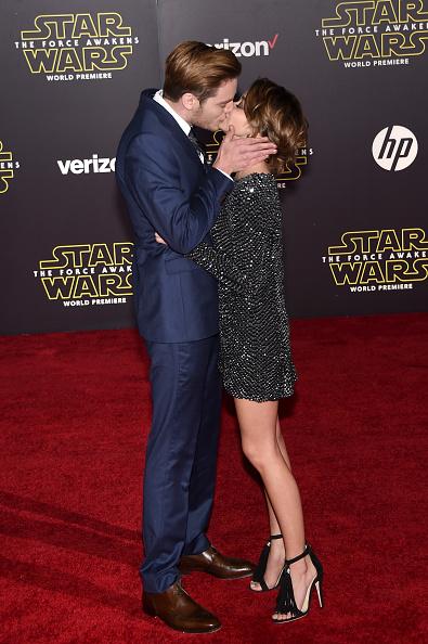 """スター・ウォーズ・シリーズ「Premiere Of Walt Disney Pictures And Lucasfilm's """"Star Wars: The Force Awakens"""" - Arrivals」:写真・画像(18)[壁紙.com]"""