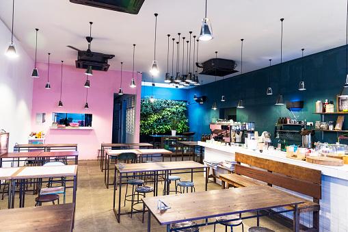 Industry「Small Business - Cafe in Kuala Lumpur, Malaysia」:スマホ壁紙(15)