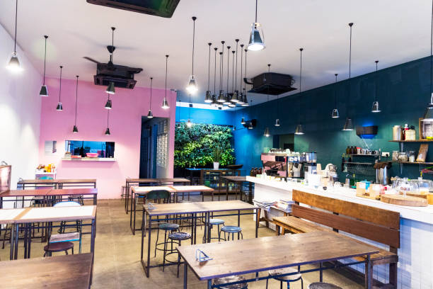Small Business - Cafe in Kuala Lumpur, Malaysia:スマホ壁紙(壁紙.com)