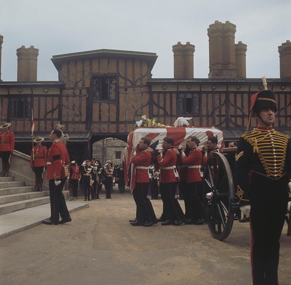 Governor General「Funeral Of Lord Alexander of Tunis」:写真・画像(2)[壁紙.com]