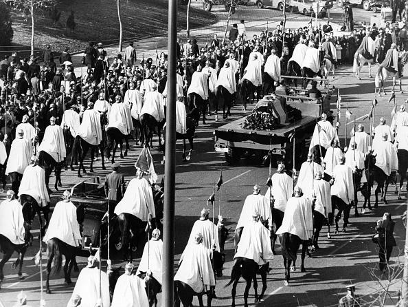 Valley「Franco's Funeral」:写真・画像(1)[壁紙.com]