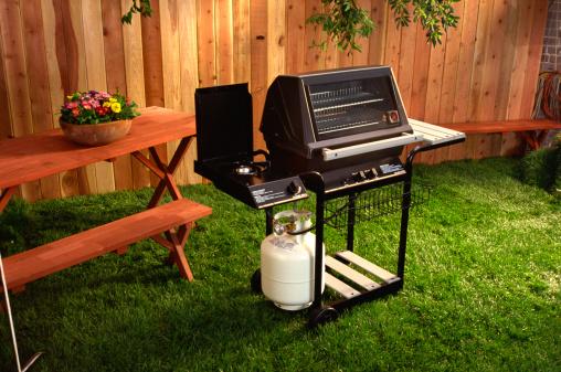 Barbecue Grill「Backyard barbecue grill」:スマホ壁紙(18)