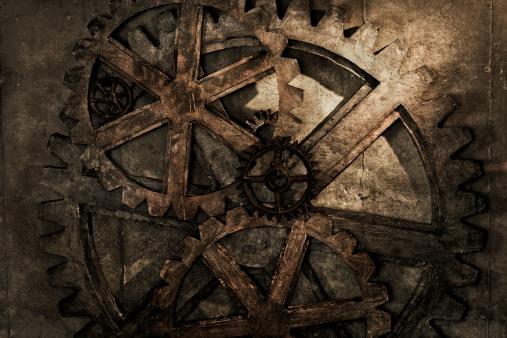 「錆びる 歯車 イラスト」の画像検索結果