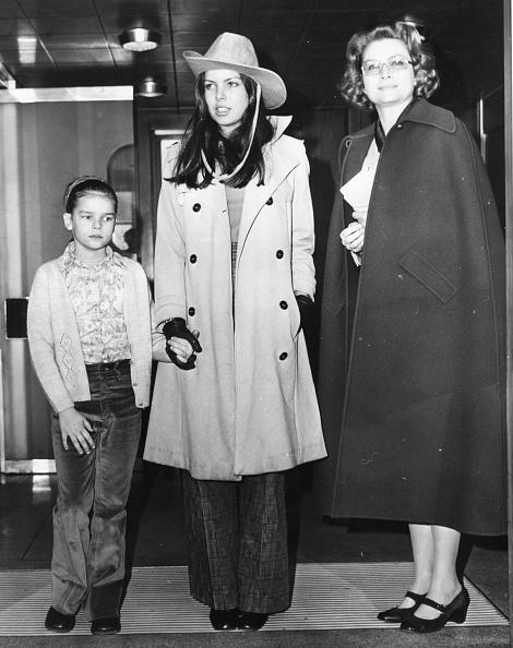 モナコ公国「Grace, Stephanie And Caroline Of Monaco」:写真・画像(13)[壁紙.com]