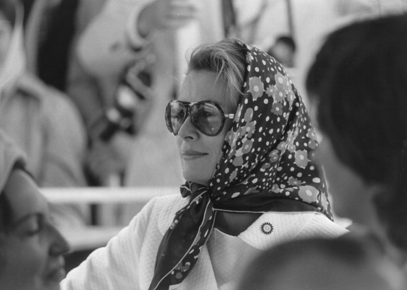 Grace Kelly - Actress「Princess Grace Of Monaco At The Opening Of Rose Special Show On The Wig 74; The Vienna International Garden Exhibition 1974 In Oberlaa. 5Th July 1974. Photograph.」:写真・画像(9)[壁紙.com]