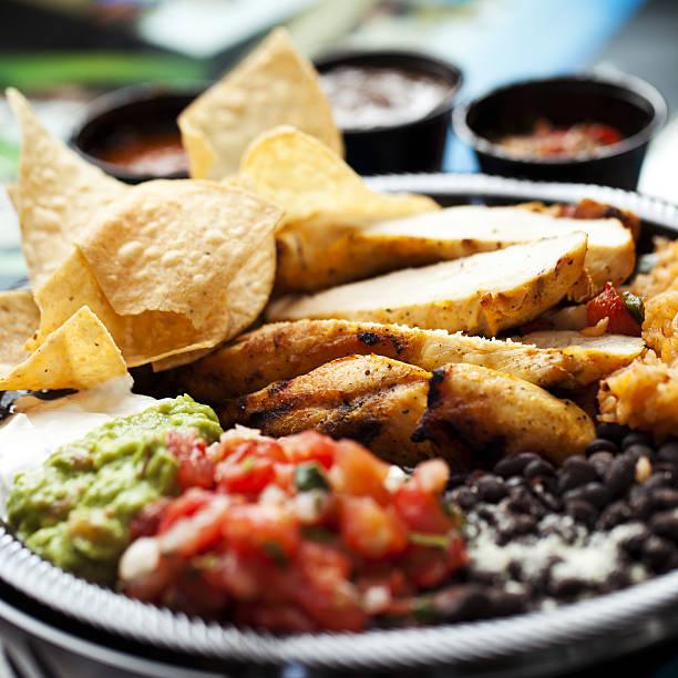 Colorful Mexican Food:スマホ壁紙(壁紙.com)