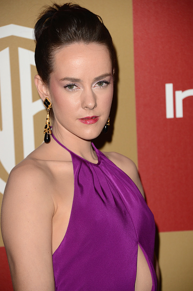 Halter Top「14th Annual Warner Bros. And InStyle Golden Globe Awards After Party - Arrivals」:写真・画像(10)[壁紙.com]