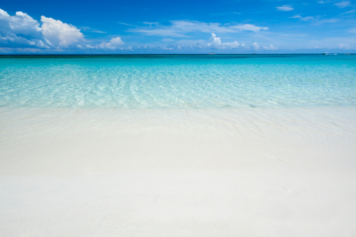 Roatan「Tropical beach background」:スマホ壁紙(2)