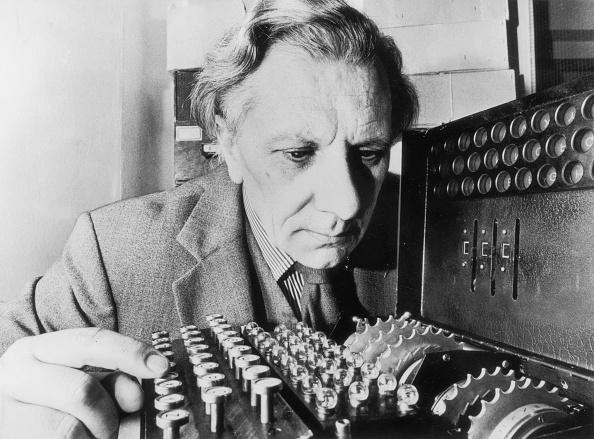 Mystery「Enigma Decoder」:写真・画像(0)[壁紙.com]