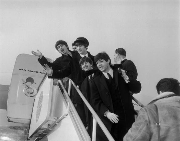 1964「Beatles In Transit」:写真・画像(18)[壁紙.com]