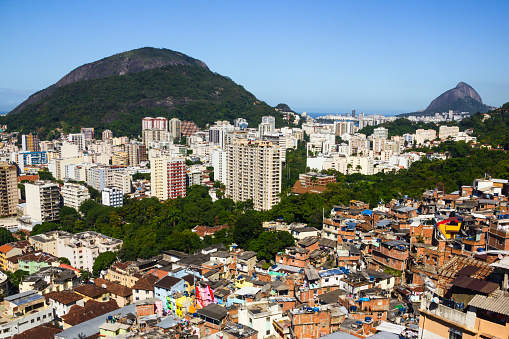Housing Project「Poor and rich areas of Rio de Janeiro」:スマホ壁紙(5)