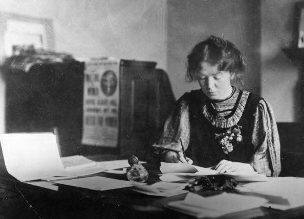 Writing「Christabel Pankhurst」:写真・画像(5)[壁紙.com]