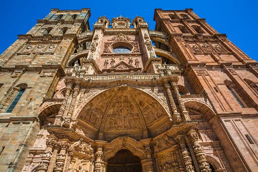 Camino De Santiago「Cathedral of Astorga on the Way to Santiago.」:スマホ壁紙(3)
