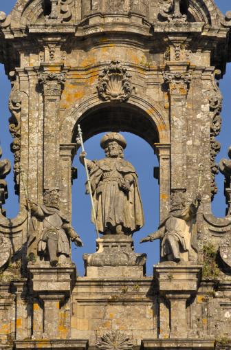 Camino De Santiago「Cathedral of Santiago de Compostela」:スマホ壁紙(16)