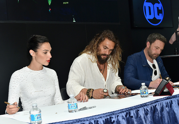 "San Diego Convention Center「Comic-Con International 2017 - ""Justice League"" Autograph Signing」:写真・画像(9)[壁紙.com]"