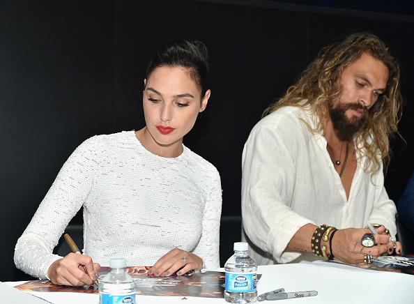 "Comic con「Comic-Con International 2017 - ""Justice League"" Autograph Signing」:写真・画像(18)[壁紙.com]"