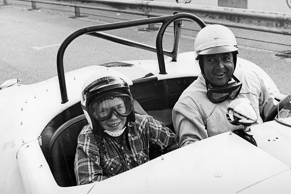 "Paul-Henri Cahier「Phil Hill, Paul-Henri Cahier, ""Grand Prix"" Film」:写真・画像(6)[壁紙.com]"