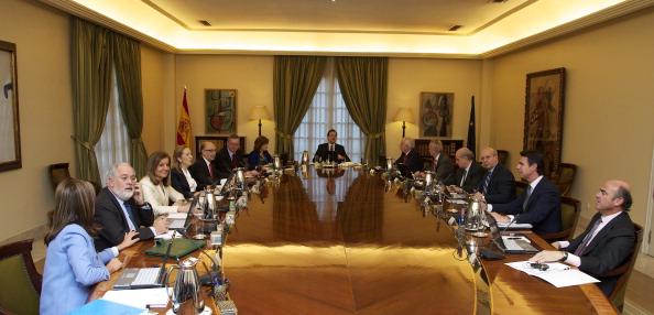 Alberto Ruiz Gallardón「Mariano Rajoy and New Ministerial Team at La Moncloa」:写真・画像(5)[壁紙.com]