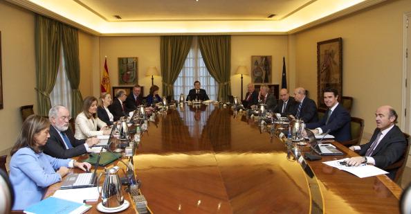 Alberto Ruiz Gallardón「Mariano Rajoy and New Ministerial Team at La Moncloa」:写真・画像(4)[壁紙.com]