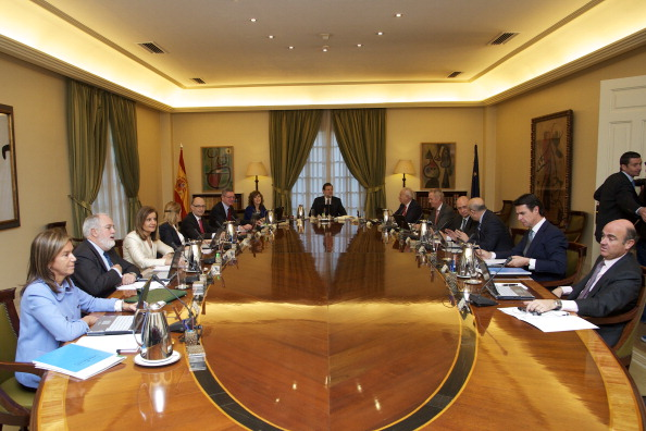 Alberto Ruiz Gallardón「Mariano Rajoy and New Ministerial Team at La Moncloa」:写真・画像(13)[壁紙.com]