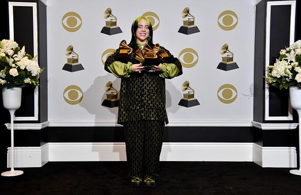 Grammy Awards「62nd Annual GRAMMY Awards – Press Room」:写真・画像(12)[壁紙.com]