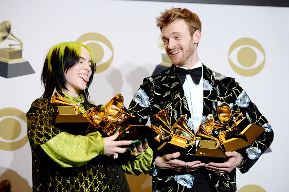 Annual Event「62nd Annual GRAMMY Awards - Press Room」:写真・画像(12)[壁紙.com]